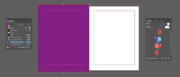 purple fill color