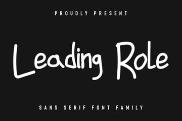 leading role