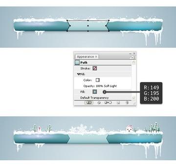 Create green menu bar 2