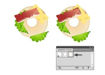 compose bagel sandwich 4