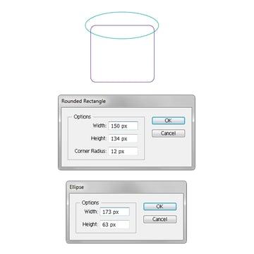 create vector toast icon 1