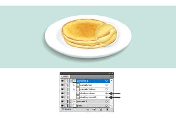 add second pancake