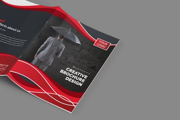 second brochure template recommendation from Envato Elements