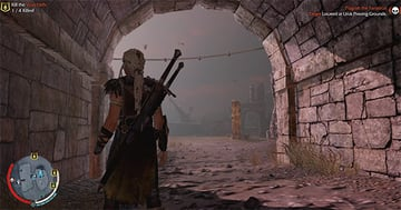 Middle Earth Shadows of Mordor level design