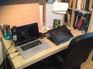 shane smith desk
