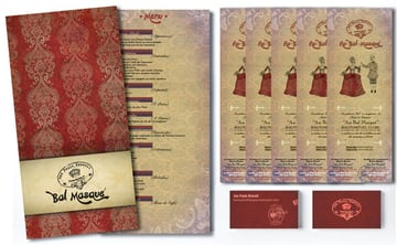 Graphic design project of Caf com Chocolate as featured on their website