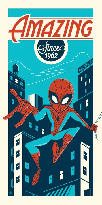 Spider-man Poster Design