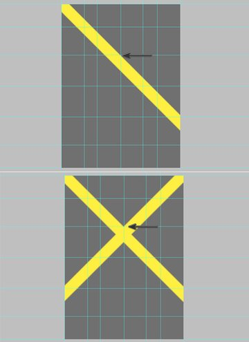 Rotate and align rectangles