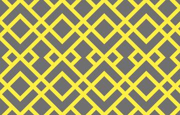Finished product geometric pattern design