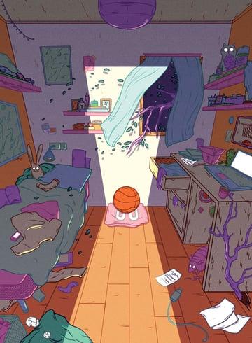The Basketball - DOR 15