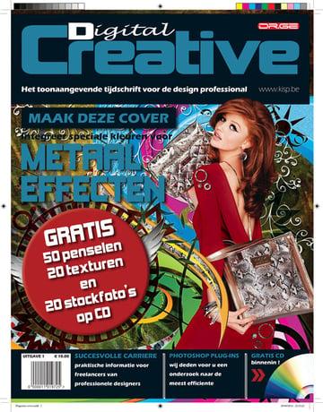 Dr Ges Dutch-language magazine cover