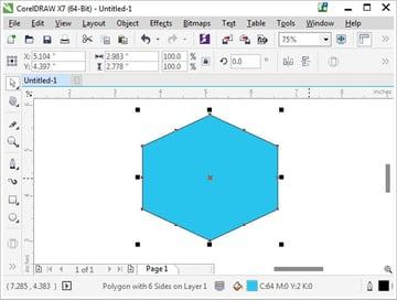 The Polygon Tool