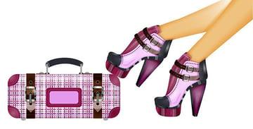Sandra Brezina-Krivda commented with her fashion-forward result on a fashion illustration tutorial by Svetlana Makarova
