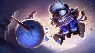 Splash art for Riot Games by James Wolf Strehle