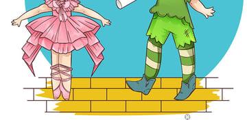 Creating the yellow brick road