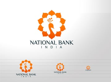 National Bank - Branding