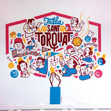 Falla Sant Torquat