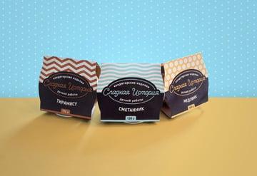 Packaging design by Logo Machine