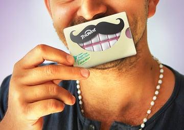 Trident Gum Packaging Concept