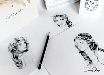 Illustrations by Cristina Alonso