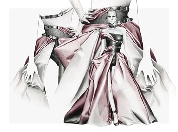 Haute Couture SS 2015 by Ewelina Dymek