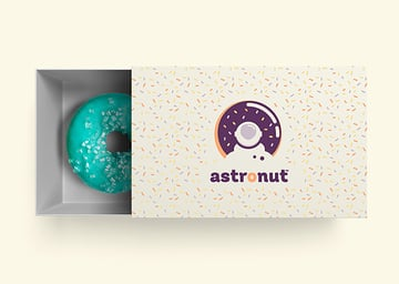 Astronut Donuts from Outer space