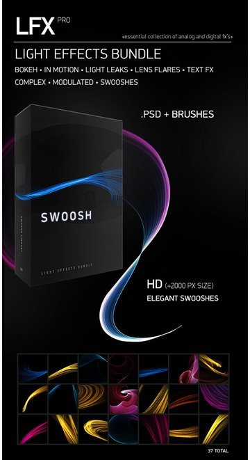 Light Effects Bundle PRO