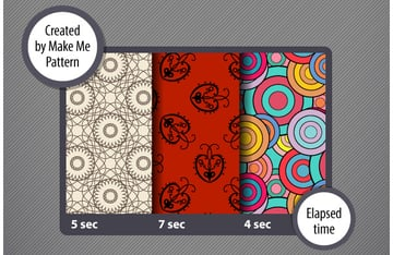 Make Me Pattern Action Set for Illustrator
