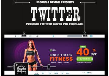 Promotion Twitter Header