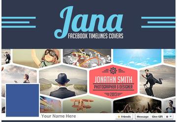 Jana Facebook Timelines Covers