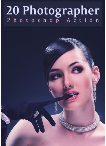 20 Photographer Actions