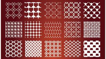 30 Lace Pattern