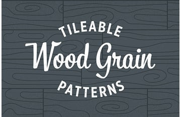 Wood Grain Patterns - Seamless