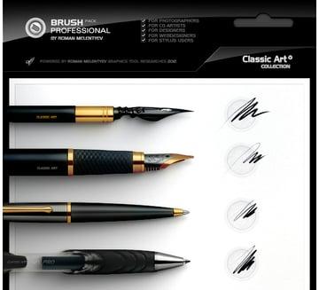 Brush Pack Professional volume 4 - Classic Art