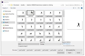 Import your design files