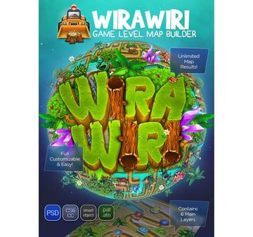 Wirawiri Game Level Map Builder