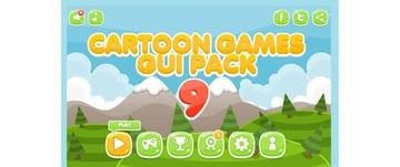 Cartoon Games GUI Pack 9