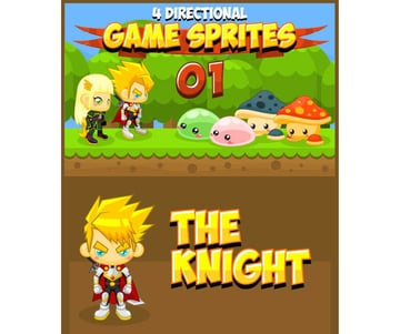 Game Sprites 1