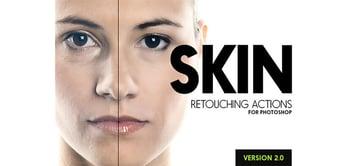 Skin - 25 Retouching Actions