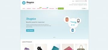 Shoppica Premium OpenCart Theme