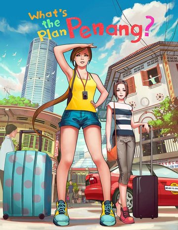 Whats the plan Penang Short comic