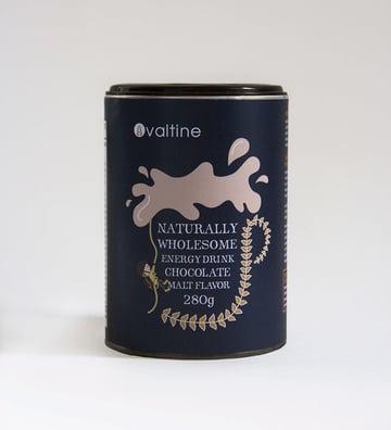 Ovaltine Packaging Revamped
