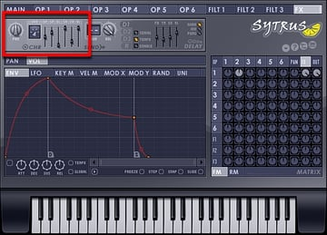 Adding Chorusing for Motion