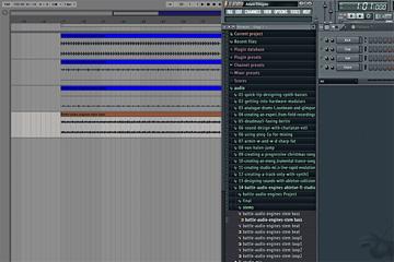 Ableton Live and FL Studio