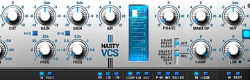 NastyVCS on synth fx3 track