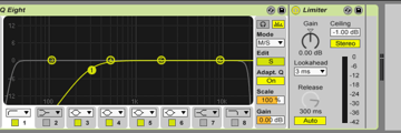 Mastering effects