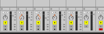 Mixing channels