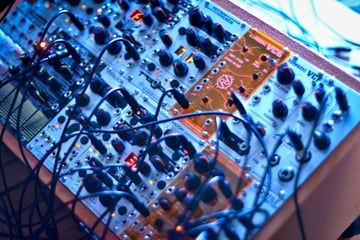 Harvestman and Make Noise