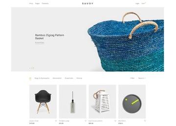 Savoy WooCommerce WordPress Theme