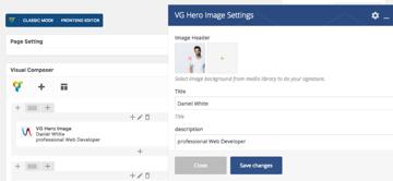 Editing elements in WordPress theme